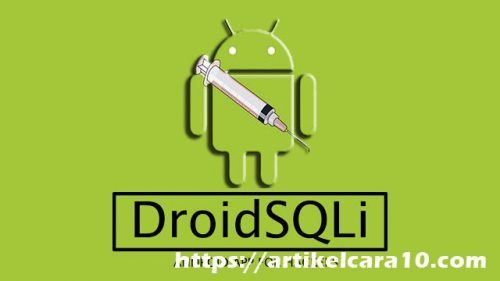 cara deface website lewat android
